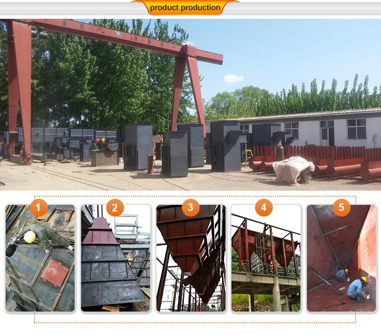 Baghouse Bag Filter Industrial Dust Collector